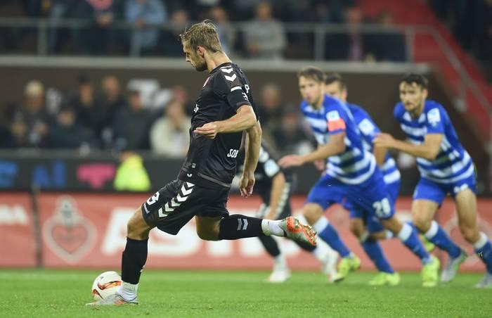 Tangorosso Due Goal Al Duisburg Con Tre F Fatica