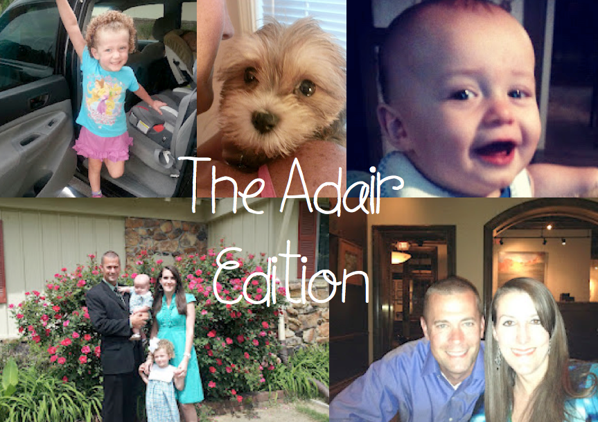 The Adair Edition