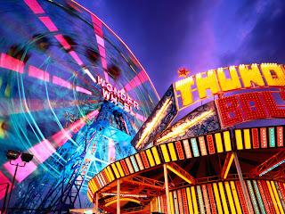 Fair Play Coney Island Wallpaper 1600x1200