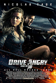 DRIVE ANGRY 2011 Hindi Dual Audio BluRay | 720p | 480p