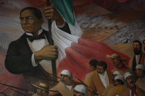 Camy 21 de marzo natalicio de benito juarez - Donde estudiar pintura ...
