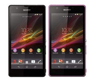 (Lowest Price) Sony Xperia ZR for Rs.16999 Only @ Flipkart