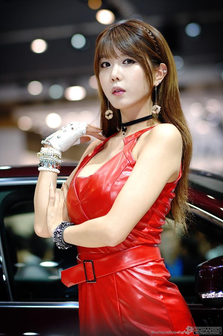 Heo Yun Mi-angel emerging showbiz Korea 2013 - Girls Pom World