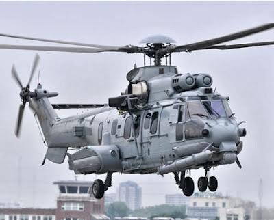 PT. DI Turut Sempurnakan Desain Bodi Helikopter EC 725 Cougar