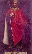 alfonso IV de León