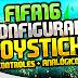 FIFA 16: Configure o seu Controle (Joystick + Analógicos)