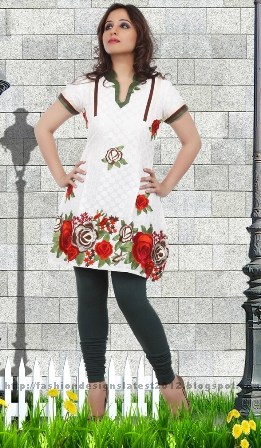 Indian-Printed-Kurti