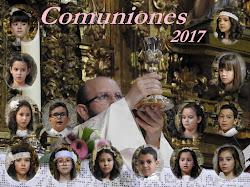 COMUNIONES 2017
