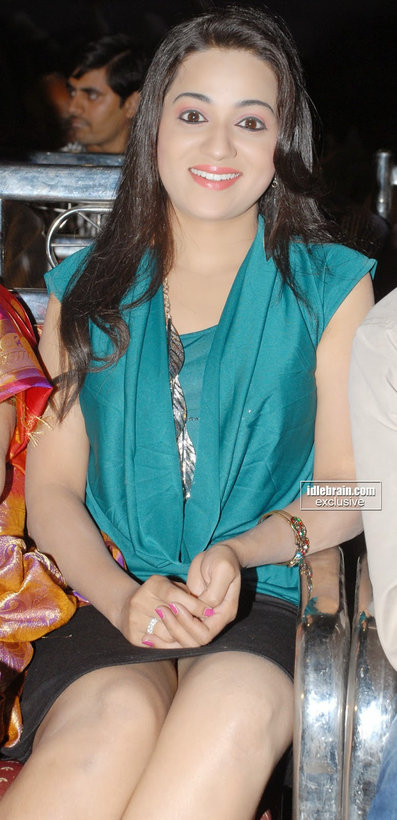 Reshma at Love Cycle Audio Release