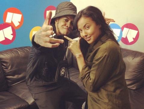 Chip Maya Jama Rinse FM Interview