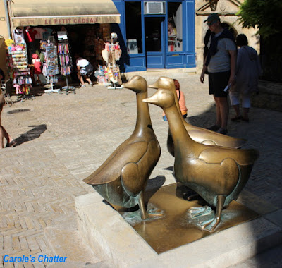 Carole's Chatter: Sarlat-le-Canéda, France