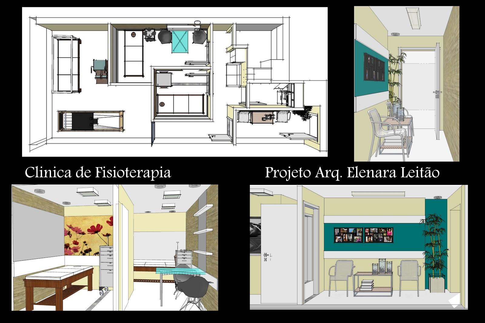 Clinica de Fisio Meus Projetos ~ ARQUITETANDO IDEIAS #127473 1600 1067