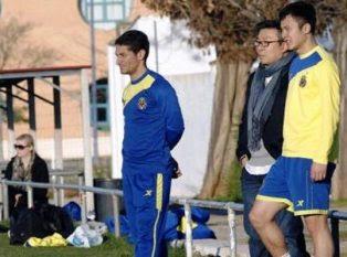 Villarreal Uji Coba Pemain Muda Berbakat Cina