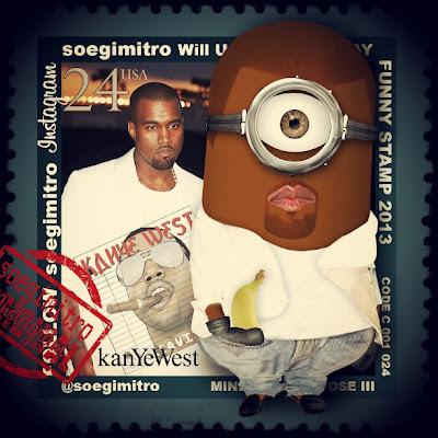 Kanye West Minion - Musica Parodia