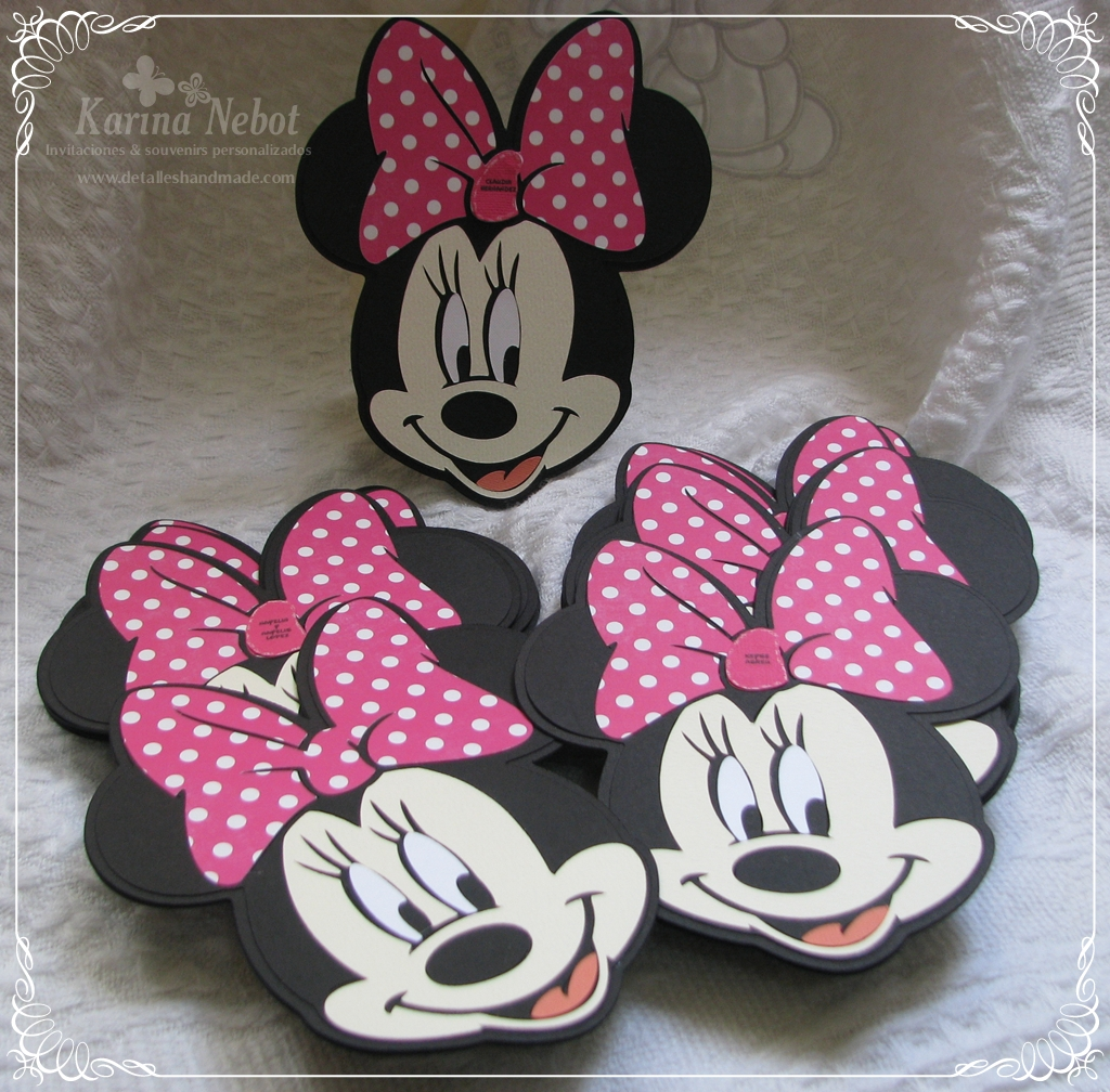 Karina Nebot: Minnie Mouse Party!!!