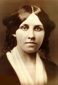 Foto de Louisa May Alcott en lista de libros para descargar
