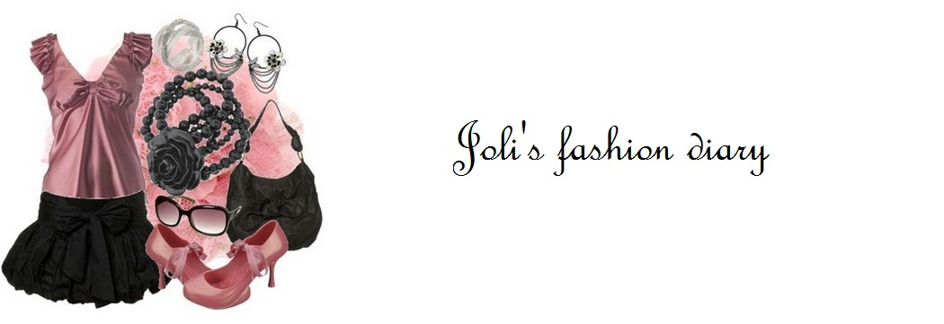 joli's fashion diary
