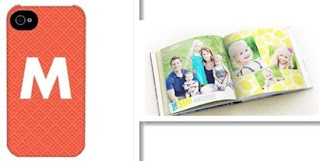 Tiny Prints Phone Case and Photo Book