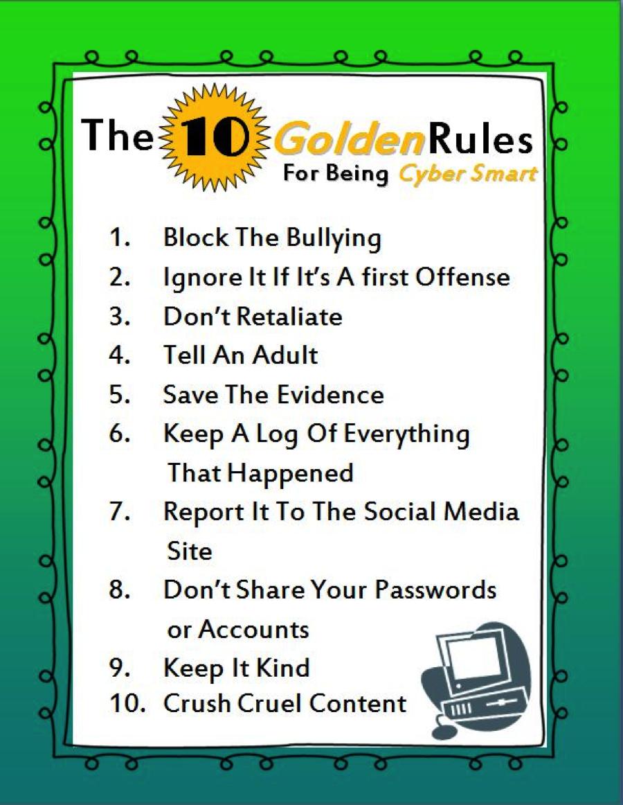 Jessica's Blog: Cyberbullying