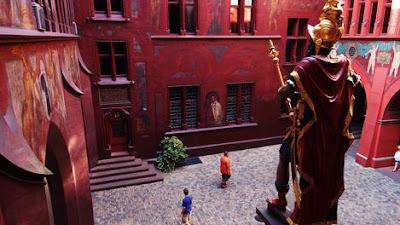 Basilea città del tour