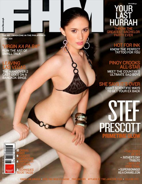 FHM Magazine Philippines - June 2011.rar