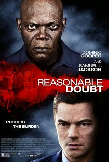 Poster Of Reasonable Doubt (2014) In Hindi English Dual Audio 300MB Compressed Small Size Pc Movie Free Download Only