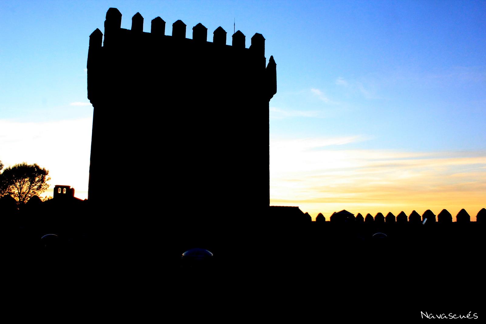 Torre del Homenaje del Castillo-Parador
