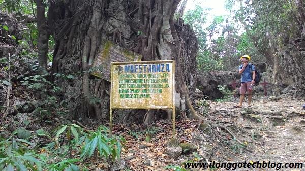 Maestranza Cave