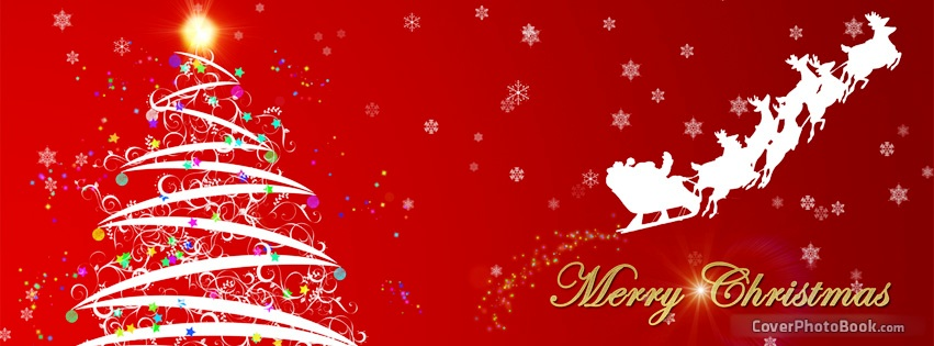 Merry Christmas Facebook Covers Page Photos - Cover Photos ...
