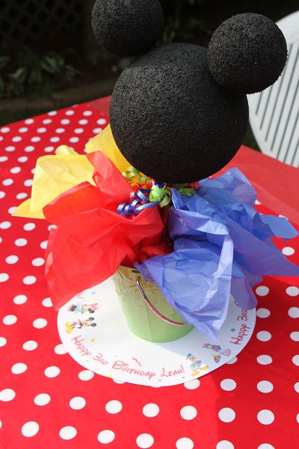 Centros De Mesa Para Fiesta De La Casa De Mickey