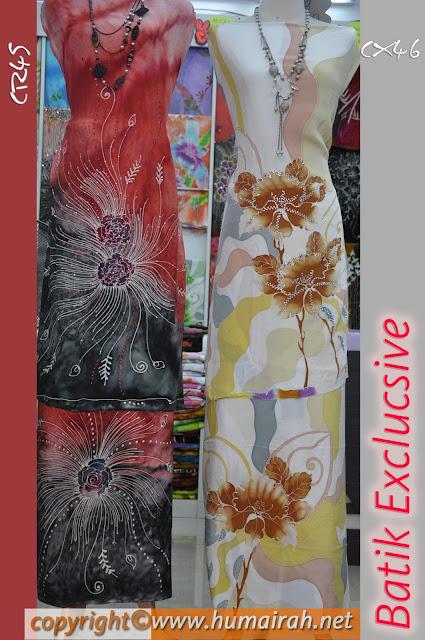 I love Batik Sutera Malaysia cx45 46