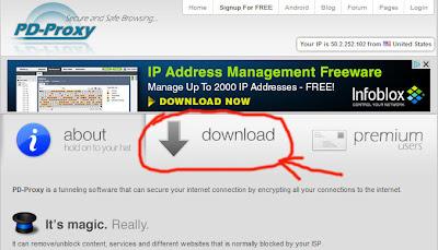 PD+proxy+Download+u PD Proxy দিয়ে কম্পিউটারে ফ্রি ইন্টারনেট ব্যবহার করুন।