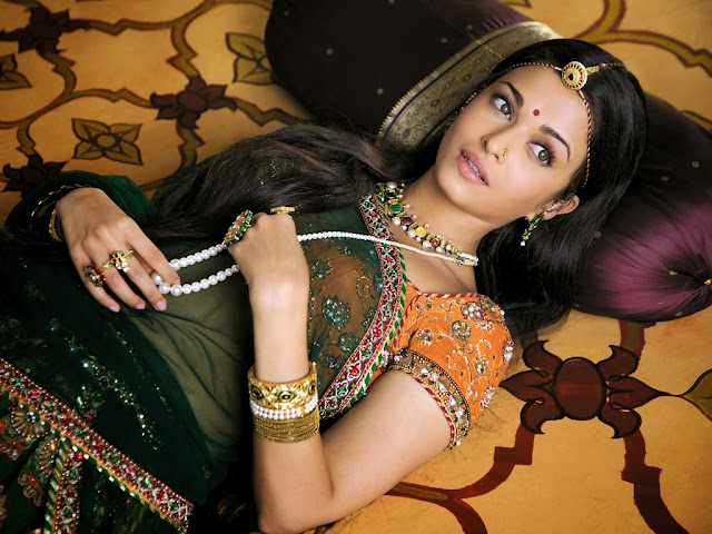 Aishwarya Rai Stars HD Wallpaper