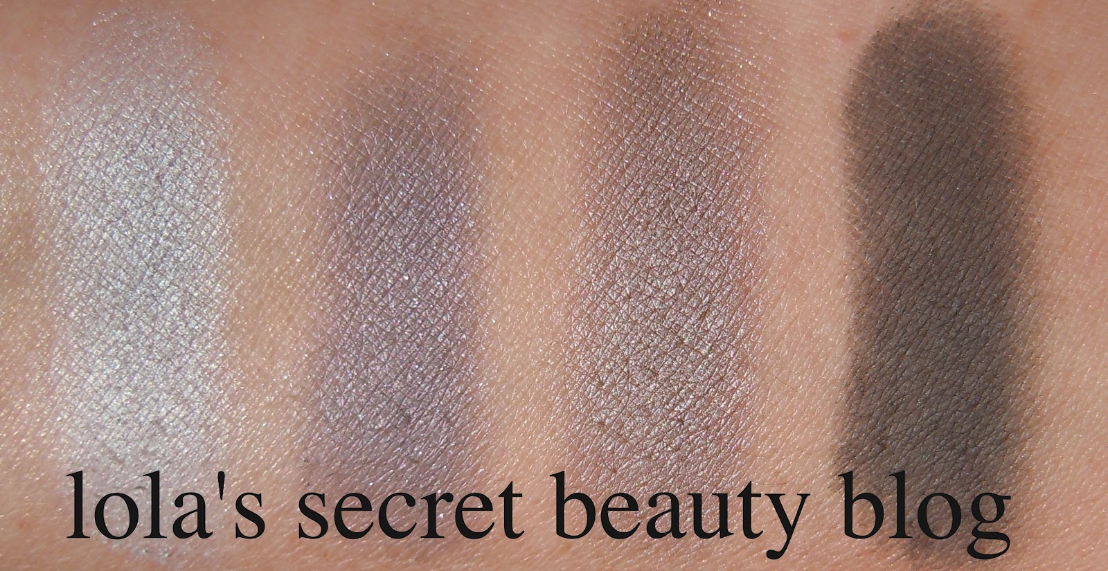 Lolas secret beauty blog revlon colorstay 16 hour eye shadow the bottom right shadow a dark dark grayish brown that is nearly black it is matte but soft and easy to work with and absolutely free of fall out ccuart Images