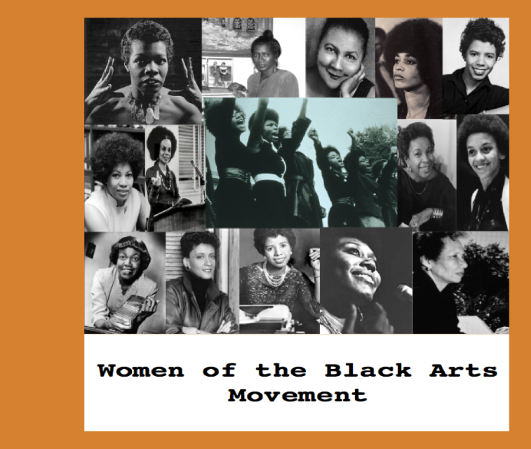 Women of the Black Arts Movement