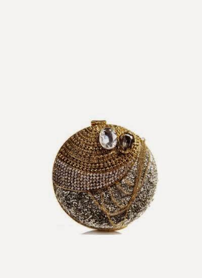 Glitterati Luxury Clutch