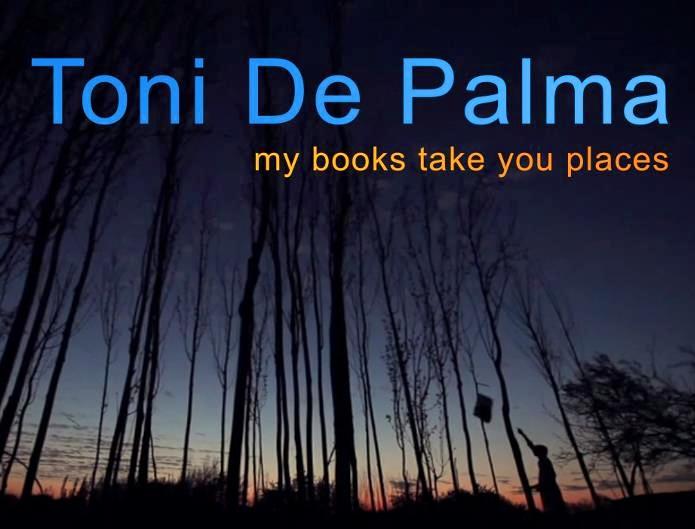 Author Toni De Palma