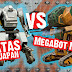 Viajando na maionese: Uma luta entre robôs gigantes? Oh yeah!!!