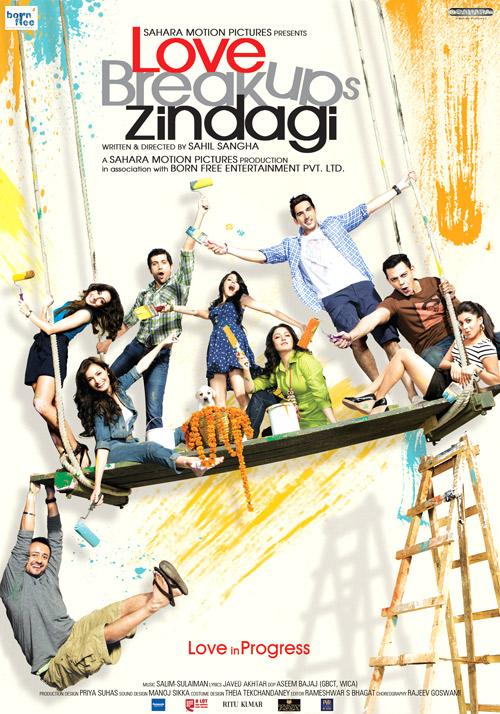 Love Breakups Zindagi 2011 Hindi Pre-DvDRip XviD AC3 E-SuB [xRG]