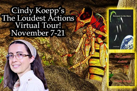 Cindy Koepp Blog Tour
