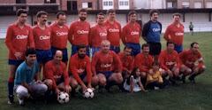 1º EQUIPO, XULLO DE 1990