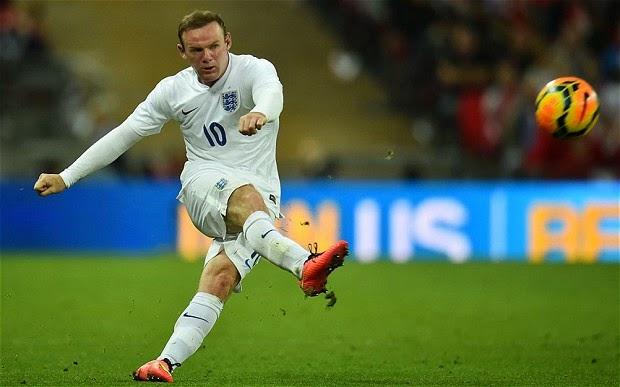 Wayne Rooney is struggling