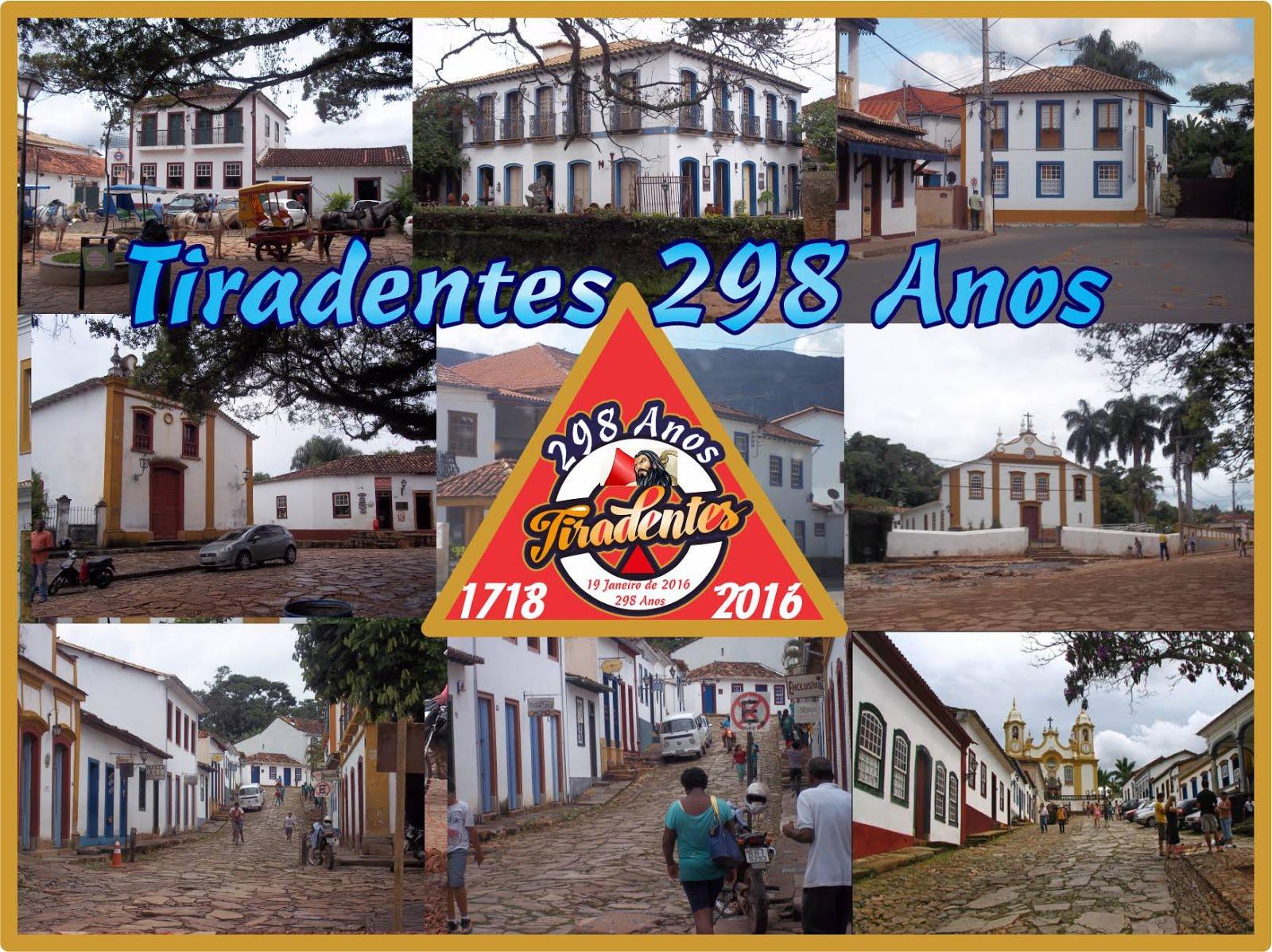 Tiradentes Patrimônio Histórico Cultural