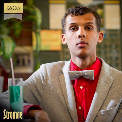 12 de marzo | Stromae - @Stromae | Info + vídeos
