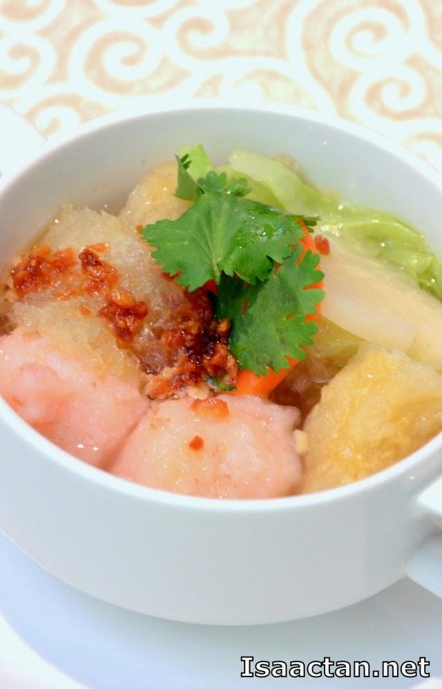 Hu Piu Soup