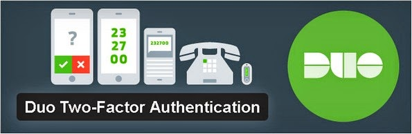 Duo Two-Factor Authentication plugin for WordPress