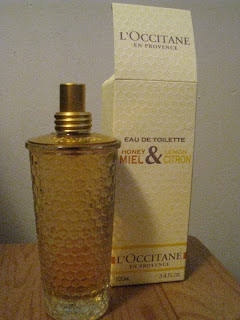 L'Occitane, L'Occitane Honey & Lemon Eau de Toilette, perfume, fragrance