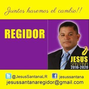 Jesús Santana Regidor!