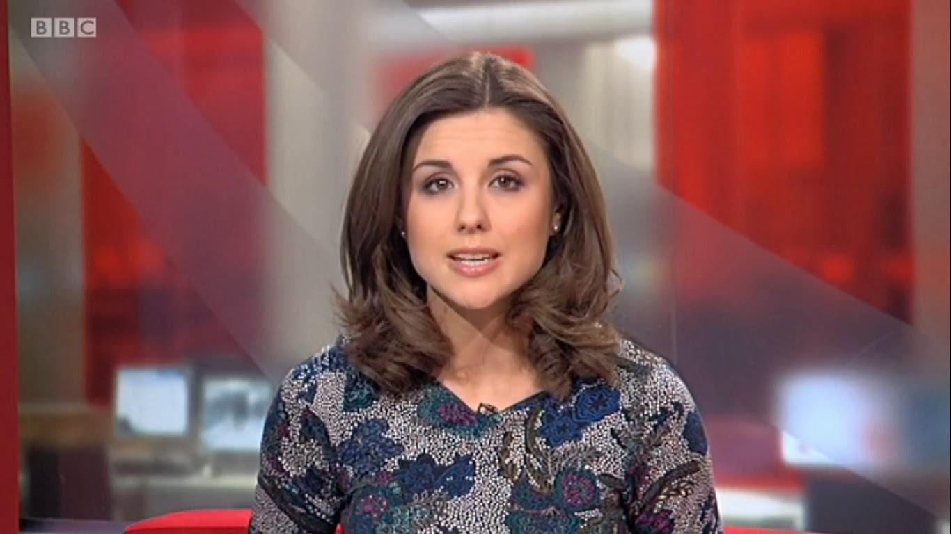 UK Regional News Caps Keeley Donovan BBC Look North