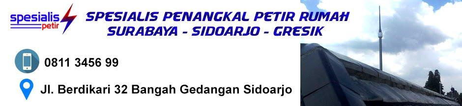 Spesialis Penangkal Petir Rumah Surabaya